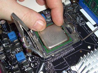 memasang-processor